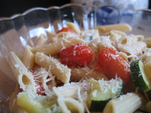 Parents Need to Eat, TooSM: Hail Mary Pasta