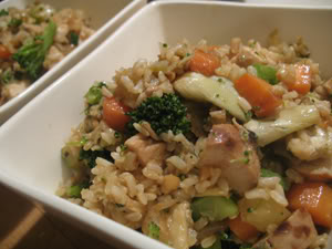 Parents Need to Eat, TooSM: Whaddya Got Fried Rice