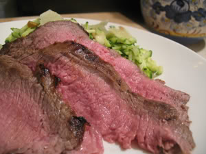 Parents Need to Eat, TooSM: Super-Simple Polynesian Flank Steak