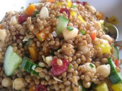 Wheatberry Salad: My New Favorite Thing