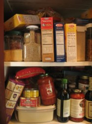 The New Mom's ORGANIZED Pantry