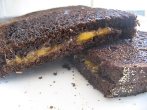 Pumpernickel: Not Chocolate, But a Favorite Nonetheless
