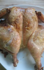 Butterflied Roast Chicken (AKA Foolproof Roast Chicken)