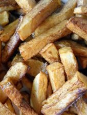 The Easiest French Fries Ever