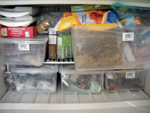 Freezer Organization 101 Parents Need To Eat Too