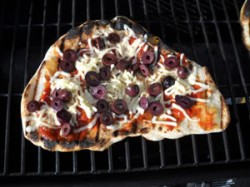 How NOT to Grill Pizza