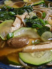 Soup Week 2010: Quick Asian Noodle Soup