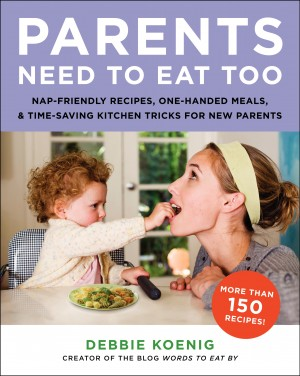 Parents Need to Eat Too Book Cover