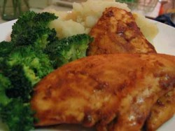 Weight Watchers Week One, and The Barefoot Contessa's BBQ Sauce