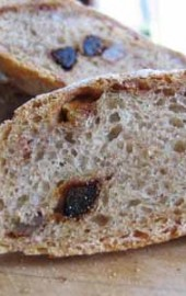 Whole Wheat Fig & Pecan Bread