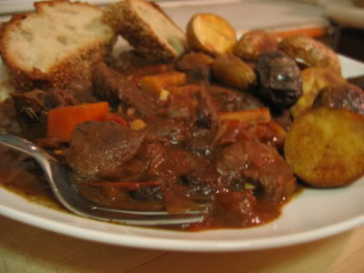 Oh, Give Me a Home: Cinnamon-Scented Buffalo Stew