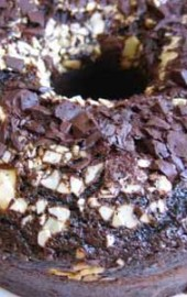 Sneak Peek at the New Year: Chocolate Honey Cake