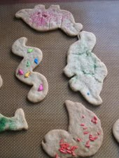 Toddler Cookie Party
