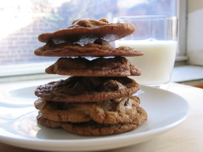 My First IMBB: In Which I Try to Replicate the Best Chocolate Chip Cookies in the Entire World