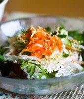 Guest Post Week: Christine's Asian-Inspired Noodle Salad