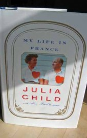 Acquisitions Department: My Life in France by Julia Child