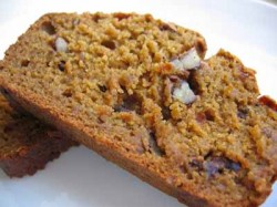 Yup, It's Autumn: Pumpkin Bread