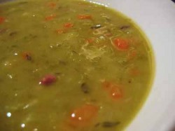 Ode on a Bowl of Split-Pea Soup