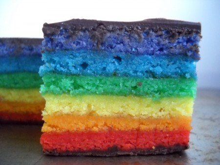 All the Colors of the Rainbow Cookies | Parents Need to Eat Too