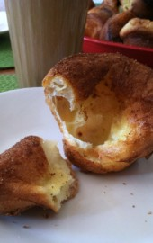 Your Weekend Treat: Cinnamon Sugar Popovers