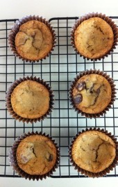 "Genius: Chocolate Chip Cookie ""Cupcakes"""