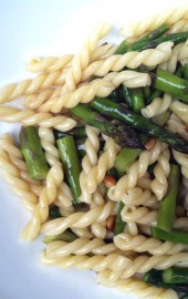 120515 pasta asparagus brown butter pine nuts 2