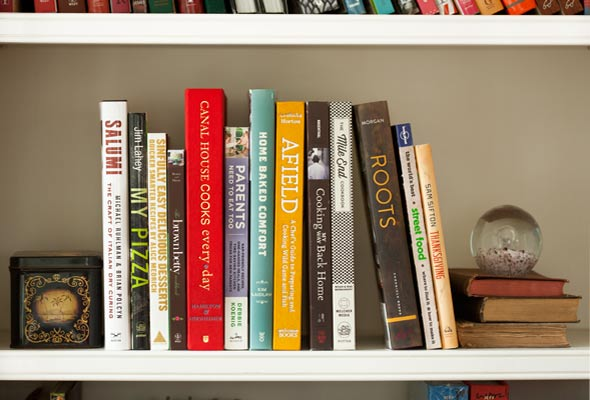 Best Cookbooks of 2012
