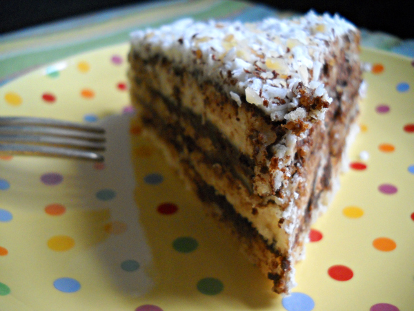 Almond Joy Cake. Yes, I Said Almond Joy Cake.