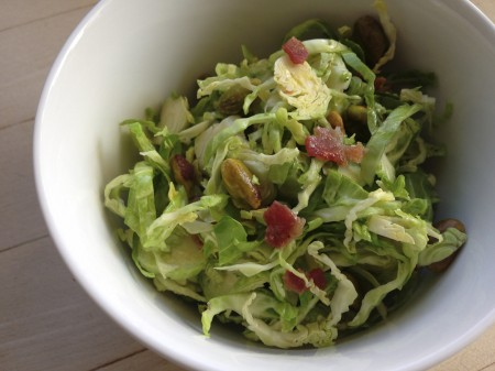 131124 brussels sprouts salad 2
