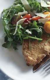 Baked Chicken Milanese