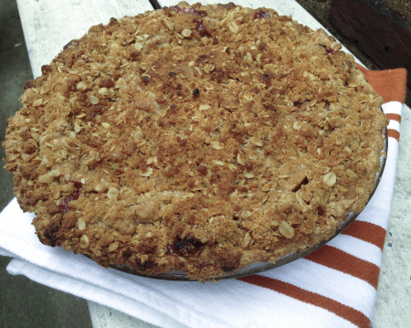 141127 cranberry apple crumb pie