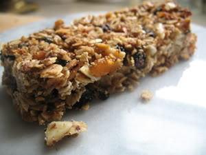 Crunchy Granola Bars, Barefoot Contessa-Style