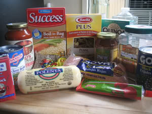 Parents Need to Eat, Too: The New Mom's Pantry