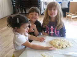 Zen to the Sixth Power: The Art of Baking with Six Toddlers