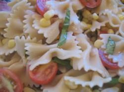 Twelve Minute Pasta Salad