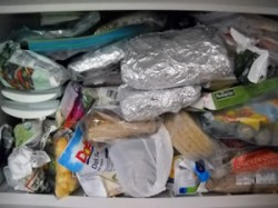 Freezer Organization 101