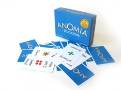 We Have a Winner! Anomia Edition