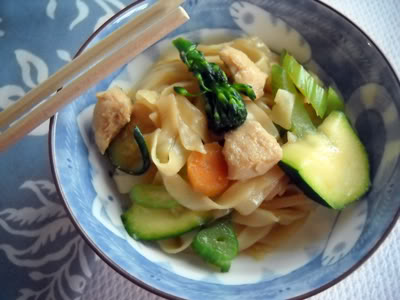 Quick & Easy: Chicken Lo Mein
