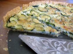 Read more about the article Brunch Recipe: Zucchini-Gruyere Tart