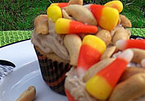 Guest Post: Julie's Salted Nutroll Cupcakes