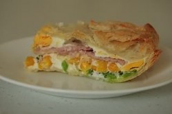 Guest Post: Kiwi Kai, Bacon & Egg Pie