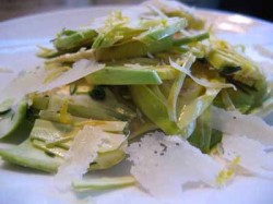 Artichoke and Parmesan Salad