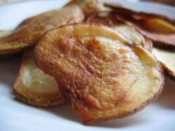 Passover Salt Fix: Baked Potato Chips
