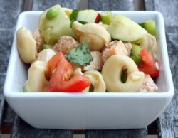 Guest Post Week: Winnie's Tortellini Salad with Fresh Mozzarella
