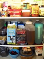 What's in My Fridge? Find Out on The Stir