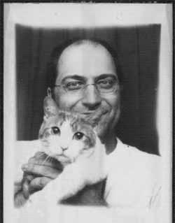 RIP Mose Kitty