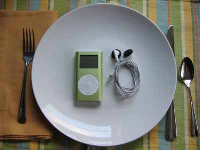 Music to Eat By