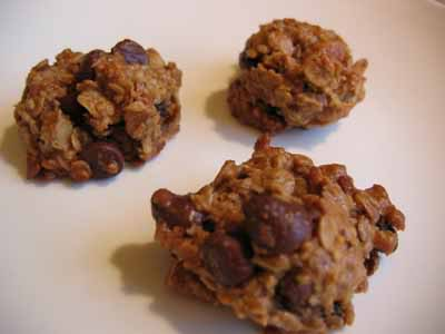 Food Is Love: Oatmeal Cookies