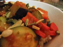 Read more about the article A Quick Ratatouille-ish Stew