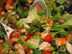 Salad for Dinner
